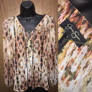 Jessica Simpson Size Small Blouse